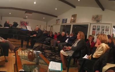 10 décembre Récital Piano et Violon au profit des enfants d'Israël