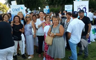 Qualita : l'Olimpiada Paris-Jérusalem le 30 juin 2016